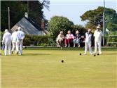 Porlock Bowls Club opens for the new season on 3rd May