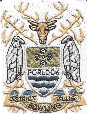 Porlock & District Bowls Club Logo